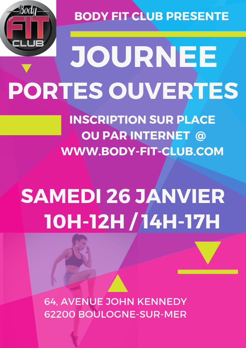 body fit club portes ouvertes